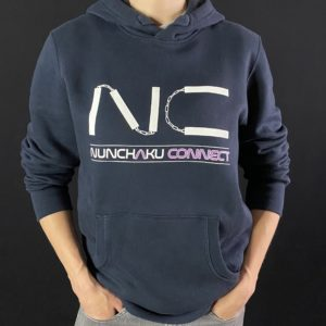 sweat shirt nunchaku connect