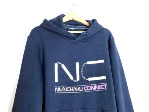 sweat-shirt-marine-nunchaku-connect