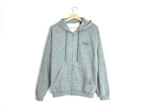 sweat-shirt-zipper-gris-nunchaku-connect